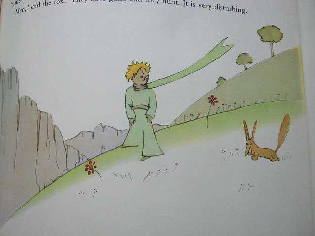 De kleine prins, het vosje en de regelmaat.