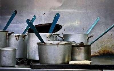 Koken met de ingrediënten die er zijn
