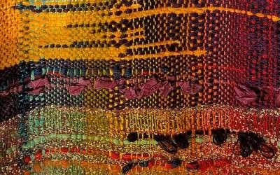 Stop weaving!