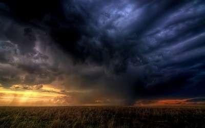 Stilte en storm