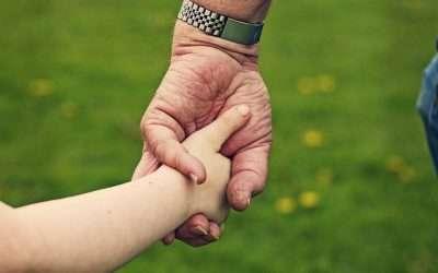 Hand in hand met angst