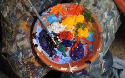 Creatieve blokkades slechten door pretentieloos prutsen